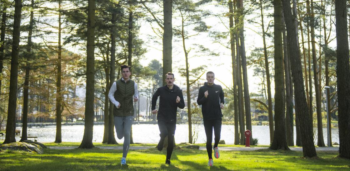 Nd ti outdoor running