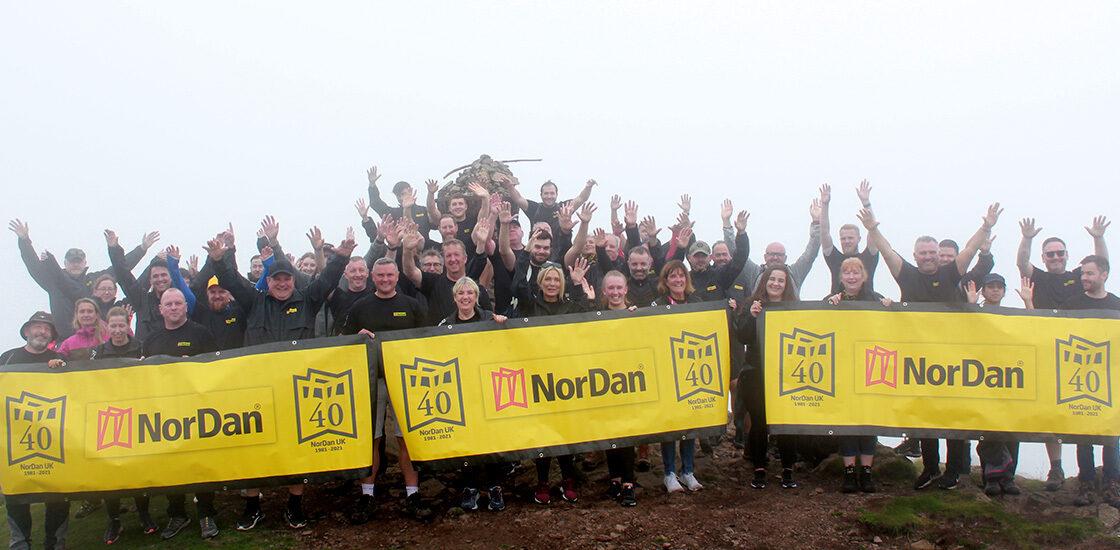 Ndg nordan uk 40 anniversary