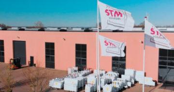 Stm factory exteriour